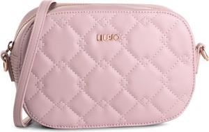Różowa torebka Liu-Jo średnia