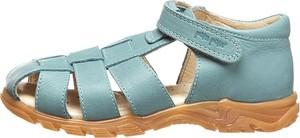 Buty dziecięce letnie Pom Pom na rzepy