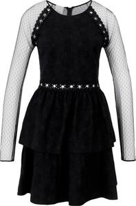Sukienka Pinko z długim rękawem mini