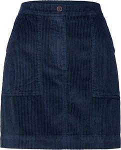 Niebieska spódnica Gap mini w stylu casual