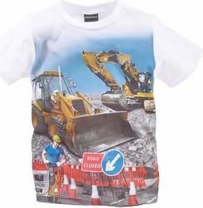 Koszulka dziecięca kidsworld z dżerseju z nadrukiem