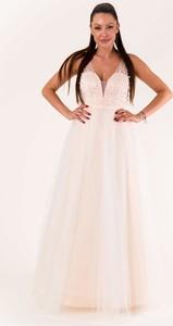Sukienka Eva&Lola bez rękawów z dekoltem w kształcie litery v