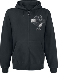 Czarna bluza Volbeat