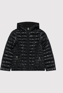 Czarna kurtka dziecięca Guess dla dziewczynek