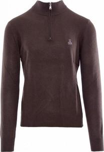 Bluza Lancetti w stylu casual z kaszmiru