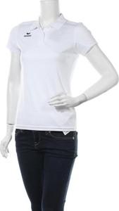 Bluzka Erima z krótkim rękawem z okrągłym dekoltem w sportowym stylu