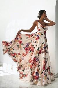 Sukienka IVET.PL w stylu boho