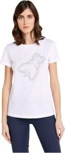 T-shirt Patrizia Pepe z bawełny z krótkim rękawem