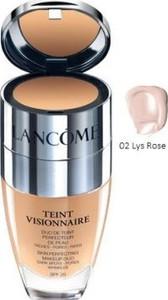 Lancôme Lancome Teint Visionnaire Ujednolicający duet Makijażowy Przebarwienia – Pory – Zmarszczki podkład nr 02 Lys Rose30ml