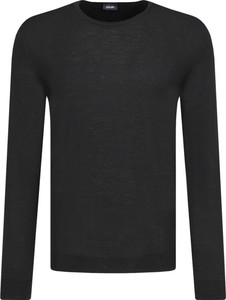Czarny sweter Joop! Collection z wełny