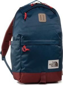 Granatowy plecak The North Face