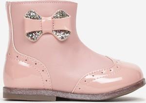 Buty dziecięce zimowe Multu