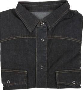 Koszula Dehler z jeansu z klasycznym kołnierzykiem