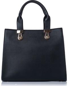 Czarna torebka Monnari do ręki