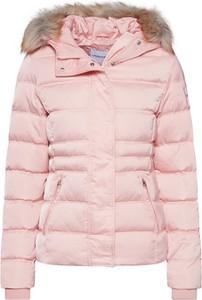 Różowa kurtka Calvin Klein