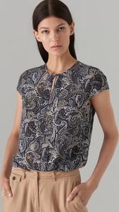 Bluzka Mohito z krótkim rękawem z okrągłym dekoltem