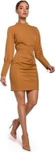 Sukienka Made Of Emotion z długim rękawem