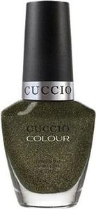 Cuccio 6078 Lakier 13 ml Vivacious verdigris