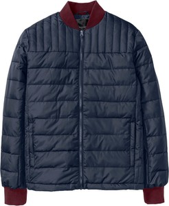 Niebieska kurtka bonprix RAINBOW w stylu casual