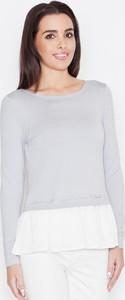 Bluzka Katrus z okrągłym dekoltem
