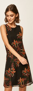 Sukienka Desigual z tkaniny mini prosta