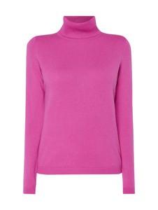 Różowy sweter Christian Berg Women