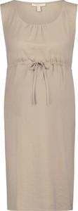 Esprit Sukienka ciążowa w kolorze białym
