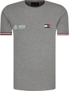 T-shirt Tommy Tailored w stylu casual