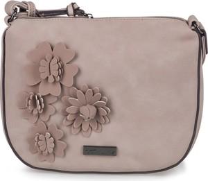 Różowa torebka Tamaris w młodzieżowym stylu