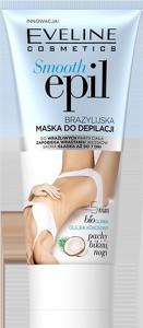 Eveline, Smooth Epil, brazylijska maska do depilacji, 175 ml