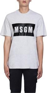 T-shirt MSGM w młodzieżowym stylu