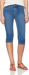Niebieskie jeansy Pieces