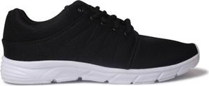 Czarne buty sportowe Fabric