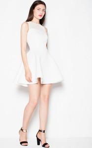 47931f1fa5 ecru sukienka jakie dodatki - stylowo i modnie z Allani