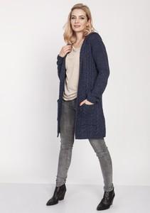 Sweter MKM z jeansu w stylu casual