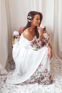 Sukienka Rose Boutique z długim rękawem
