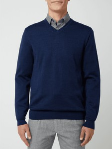 Sweter Christian Berg w stylu casual