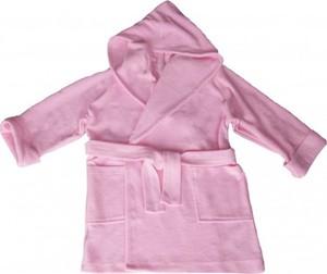 37319af85ea3a3 Różowe szlafroki dziecięce dla dziewczynek, kolekcja lato 2019