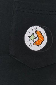 T-shirt Converse w stylu casual z bawełny