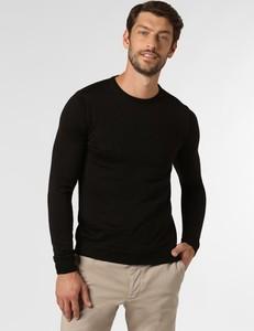 Czarny sweter Finshley & Harding z dzianiny