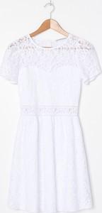 Sukienka House mini bez rękawów