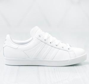8db5410c1fbf9 Trampki Adidas z płaską podeszwą