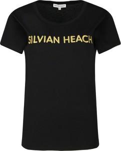 T-shirt Silvian Heach z krótkim rękawem