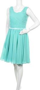 Sukienka Remedios bez rękawów rozkloszowana