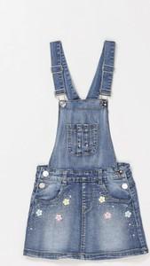 Niebieska spódniczka dziewczęca born2be