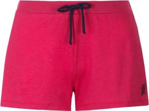 Różowa piżama Tommy Hilfiger w stylu casual