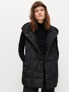 Czarna kamizelka Reserved w stylu casual