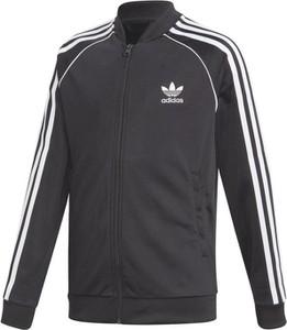 Granatowa kurtka dziecięca Adidas Originals
