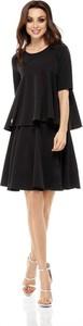 Czarny kostium damski Lemoniade