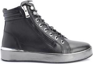 """Sneakersy Guess Sneakersy """"vanda"""" na zamek w młodzieżowym stylu"""